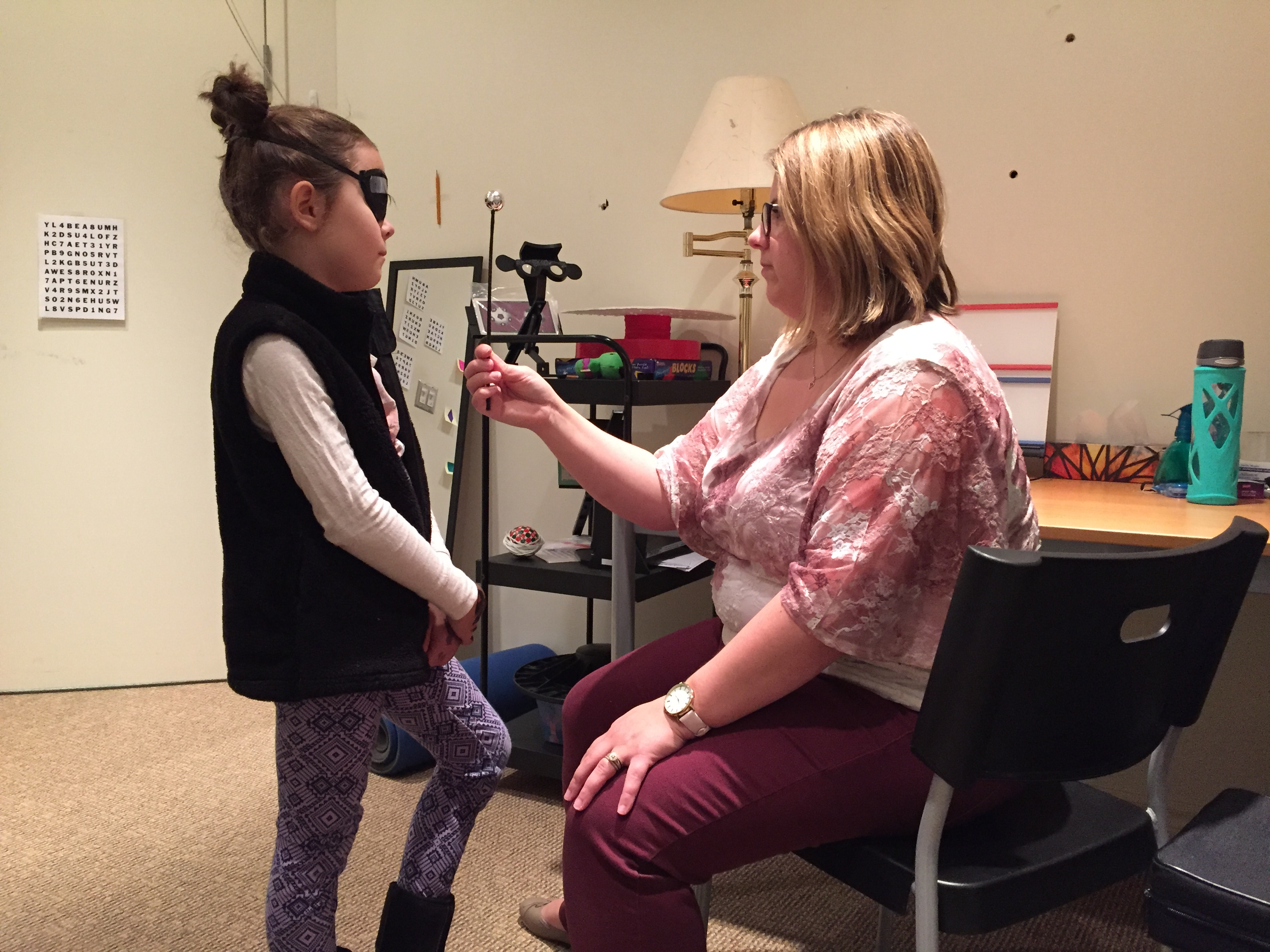 Eye Turn Fixed With Vision Therapy