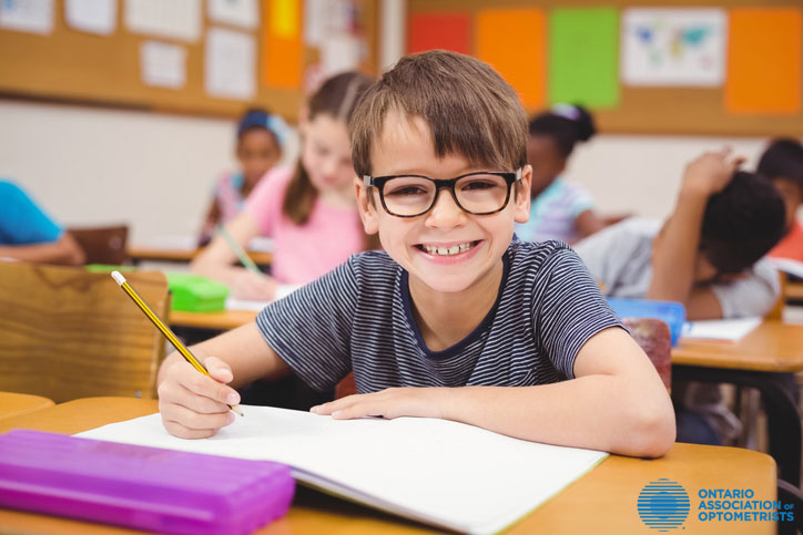 OHIP Eye Exams for Kids
