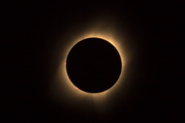 Solar Eclipse Today!!