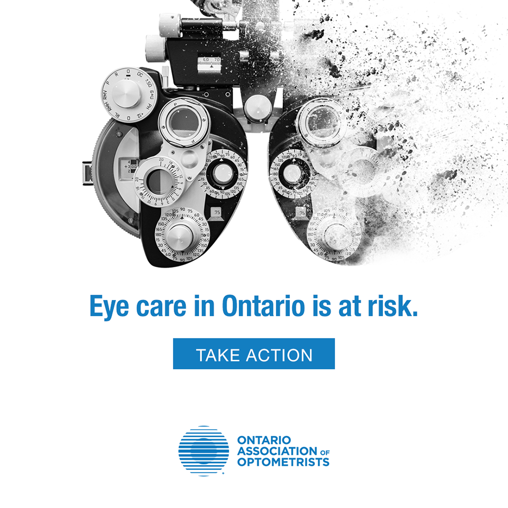 Optometry Funding Dispute with OHIP